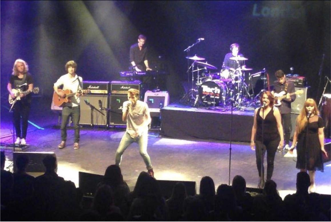 cover live londra